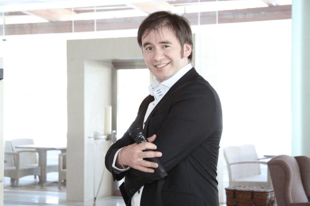Александр Златопольский ведущий премии Грация