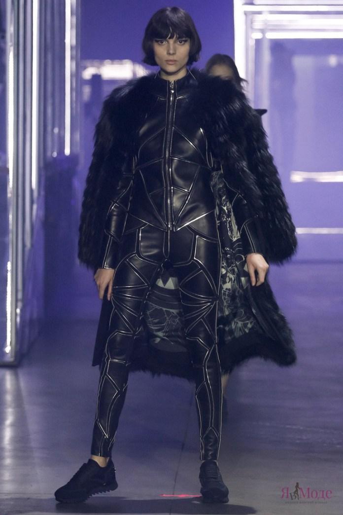 Пока коллекции Philipp Plein осень-зима 2016-2017 на неделе моды в Милане