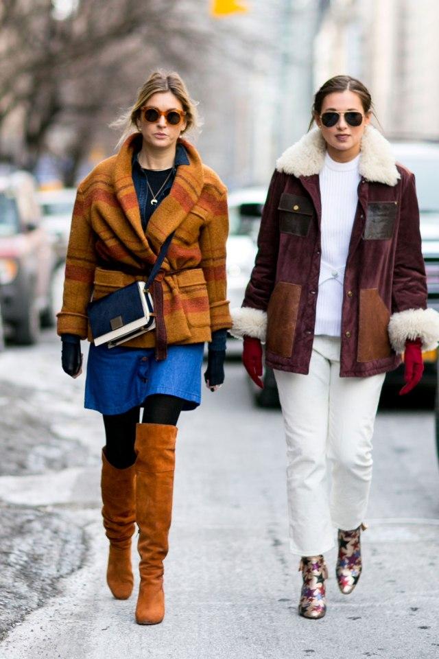 Варианты модных курток весна 2016