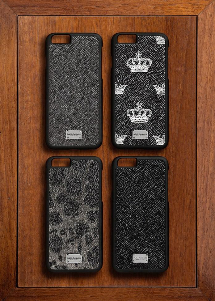 Коллекциия чехлов для телефона. от Dolce&Gabbana.