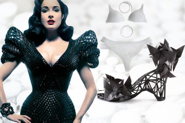 Модный мир 3D-индустрии глазами женщины