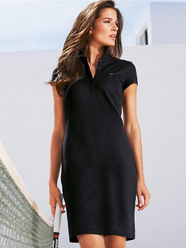 Фасон платья поло
