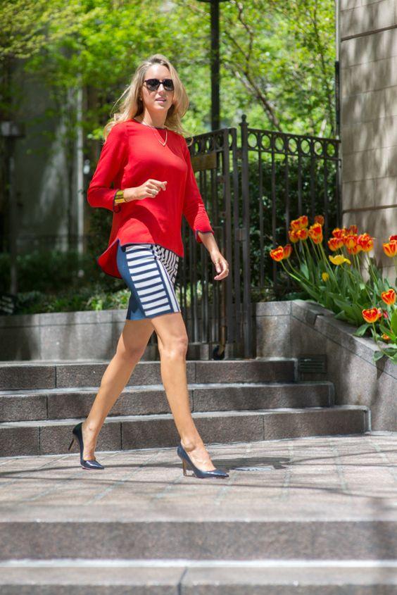 На фото: новый нарядный лук для тех, кто любит и дорожит свободой.