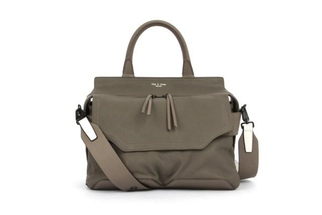 Модная сумка: яркая новинка сезона - сумки, имеющие одну ручку из коллекции rag-bone