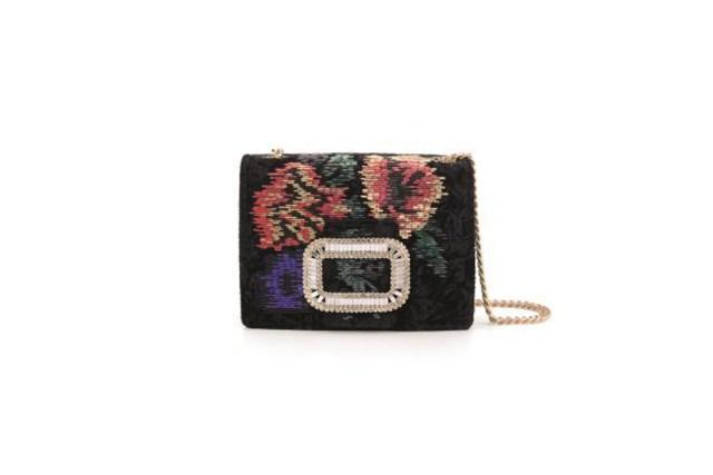 Вечерние сумки: модные тренды сезона из коллекции Roger-vivier/