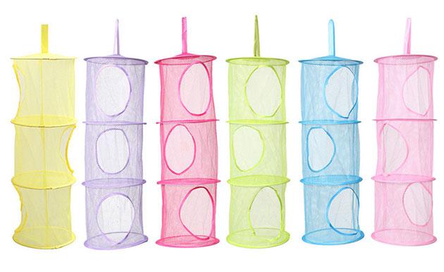 Мешки подвесные для игрушек и других принадлежностей