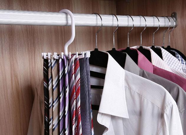Вешалки для мужских галстуков