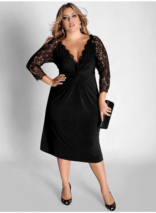 На фото:  модель платья-бюстье - визуально стройнит.