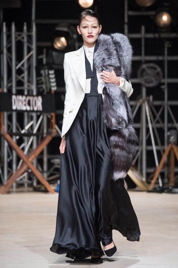 На фото: новый крутой модный образ из коллекции Ester-Abner.