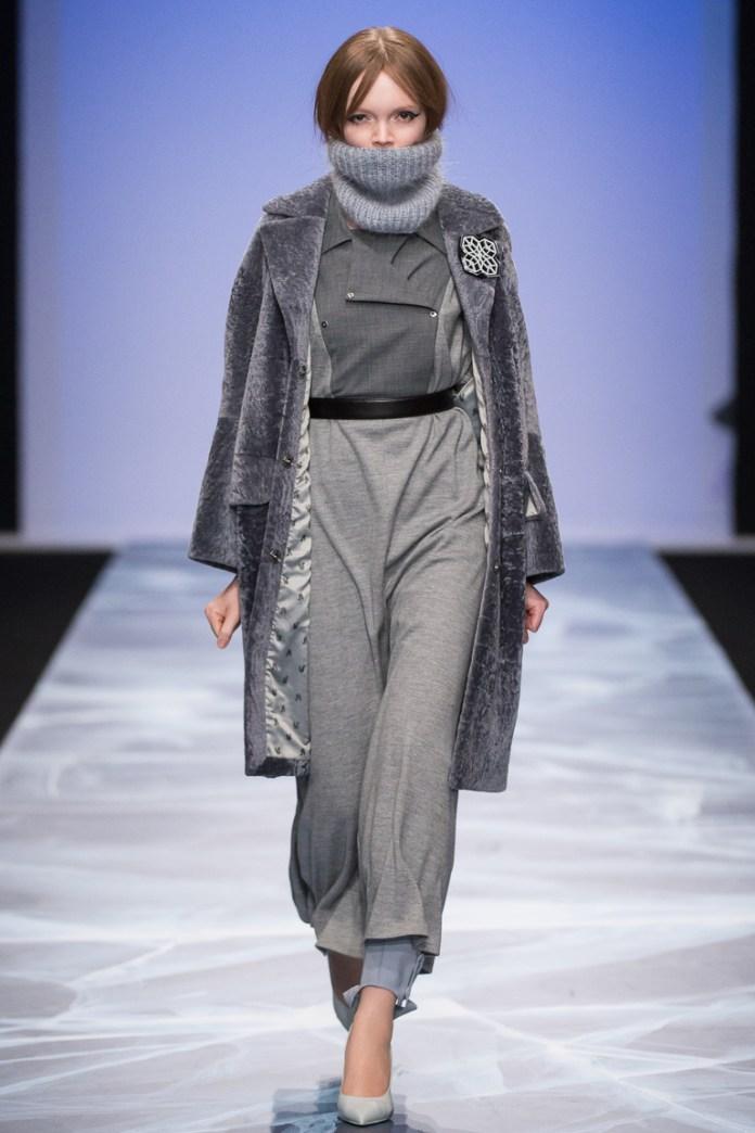 На фото: пальто из коллекции Victoria-Andreyanova.