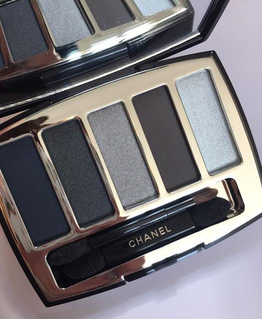 Новинка: тени для век Chanel Libre