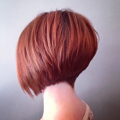 Стрижка боб каре на короткие волосы фото 2017 вид спереди и сзади
