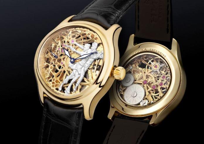 Новинка: ювелирные часы