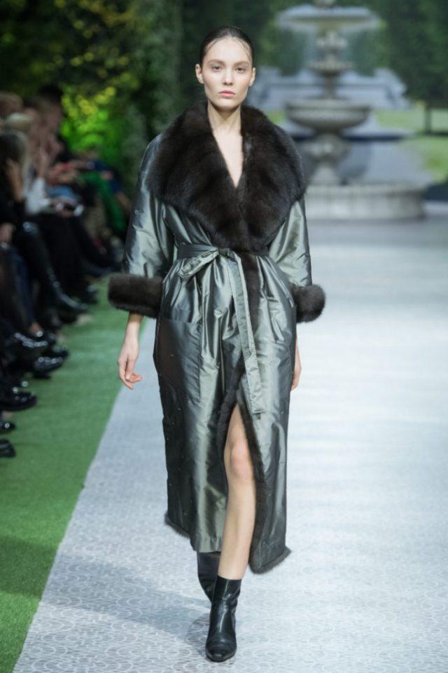 Модное пальто 2017 - фото обзор коллекции Izeta.