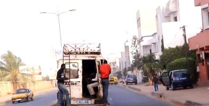 dakar-minibus