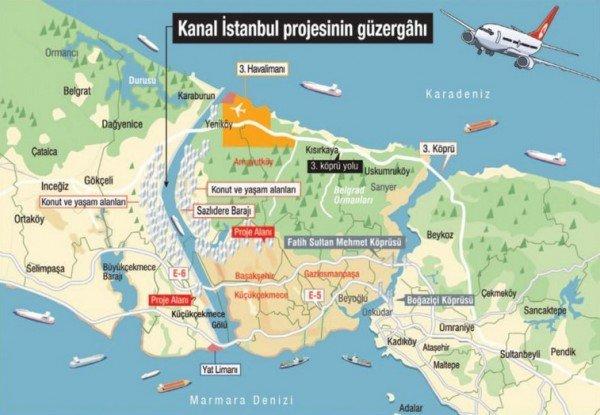 kanal-istanbul-guzergahi
