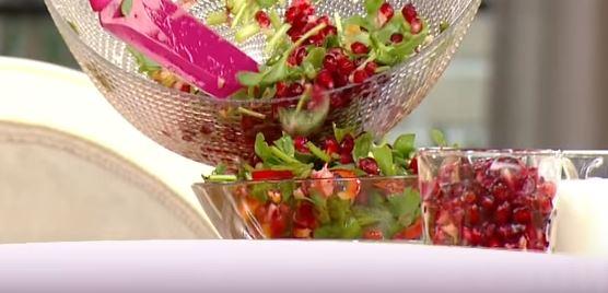 Gençlik Salatası tarifi