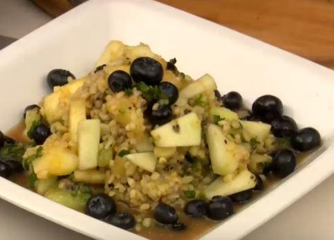 Meyve Salatası Yapımı