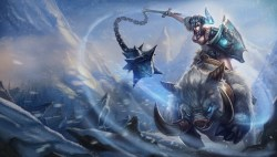 Sejuani, the Winter's Wrath