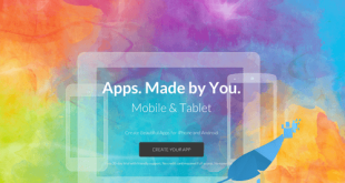 GoodBarber افضل منصة لتصميم التطبيقات 2016 بجدارة