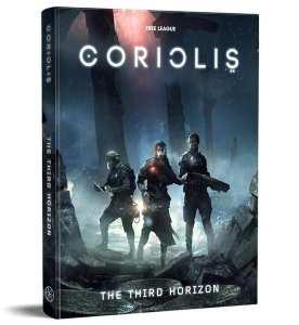 coriolis, Coriolis – The Third Horizon, Yawning Portal