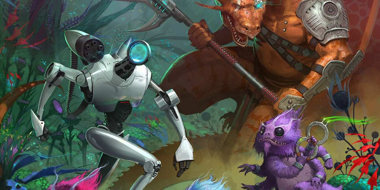 Starfinder: First Glance – Alien Archive