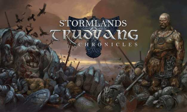 New on Kickstarter! A sourcebook and a campaign for Trudvang Chronicles