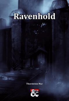 Ravenhold, Ravenhold – Darkness over Kryptgarden, Yawning Portal