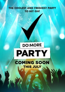 Do; More Party on July18 | Osu Oxford St.