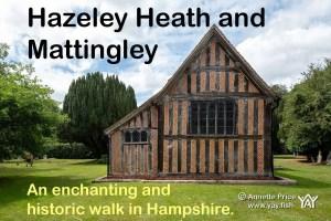 Mattingley Church, Hazeley Heath, Hampshire. UK.