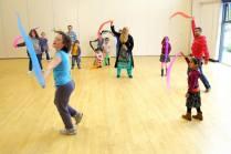 AYCA dance workshop