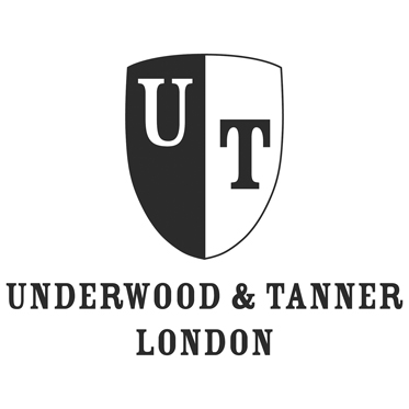Underwood & Tanner – Black Leather Shoreditch A4 City Document Case