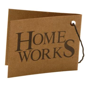 Home Works – Small Cream Canvas Messenger Bag