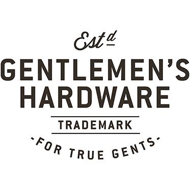 Gentlemen's Hardware – Set of 3 Enamel Tumblers in Cardboard Sleeve