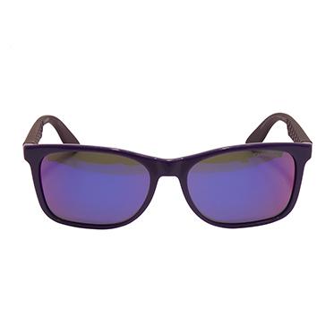 Carrera – Purple Delte 5005 Rectangular Sunglasses with Case