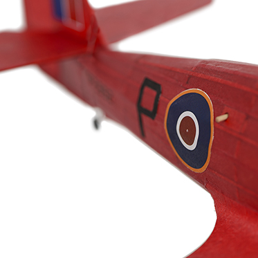 The Vintage Model Company – Hawker Hurricane Balsa Wood Model Plane Kit