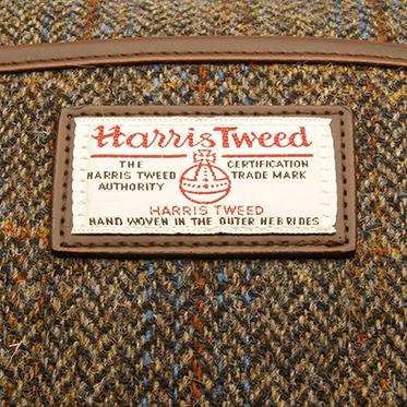 The British Bag Company – Carloway Harris Tweed Travel Holdall/Bag