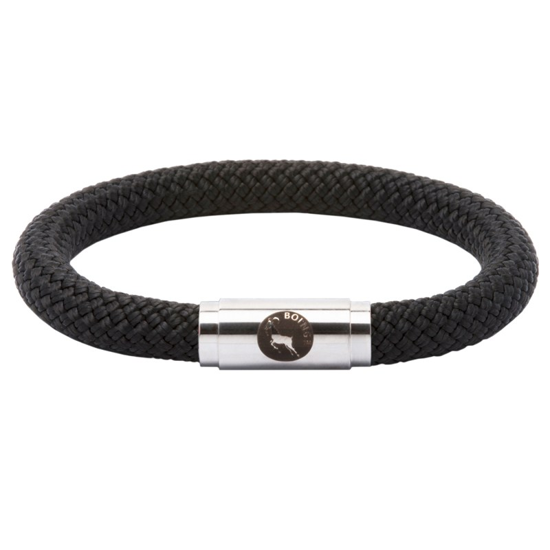 Boing – Middy Large Wristband in Raven