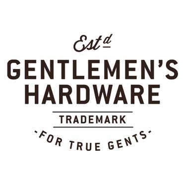 Gentlemen's Hardware – Charcoal Grey Pencil Case Set