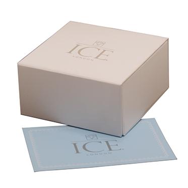 ICE London – Black Leather Wrap 2GB USB Stick Key Ring