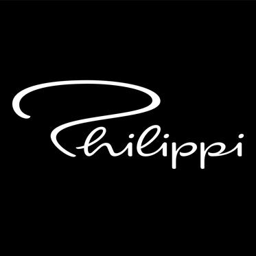 Philippi – Silver Aeroplane Propeller Keyring in Presentation Gift Box