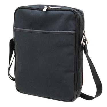 Davidt's – Black Tablet Messenger Bag from the Mood & Moov Range