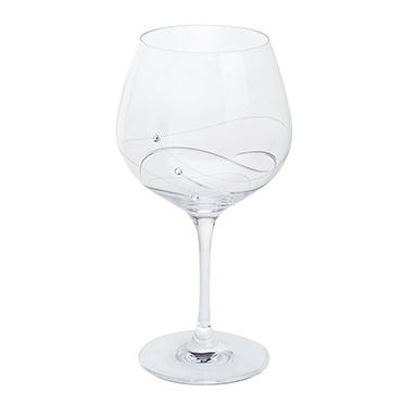 Dartington Crystal – Glitz Collection Copa Gin & Tonic Single Glass in Gift Box