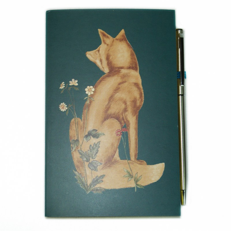 Morris & Co – Forest Fox A6 Notebook and Pen Set