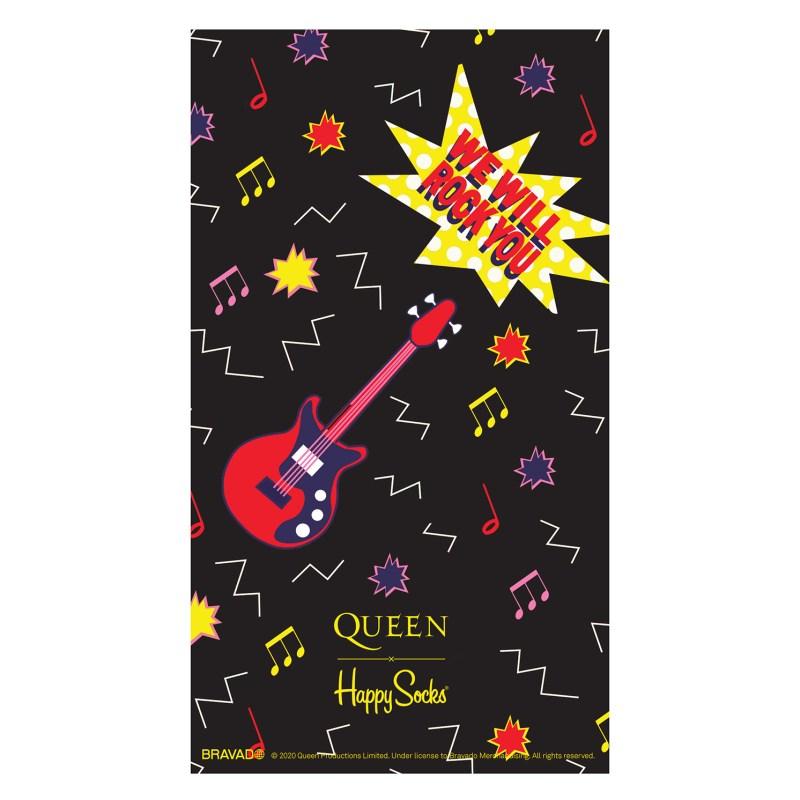 Happy Socks – Queen We Will Rock You Sock