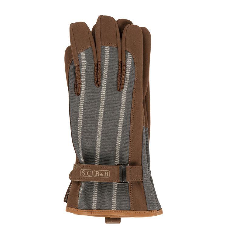 Burgon & Ball – Sophie Conran Gardening Everyday Ticking Grey Gloves