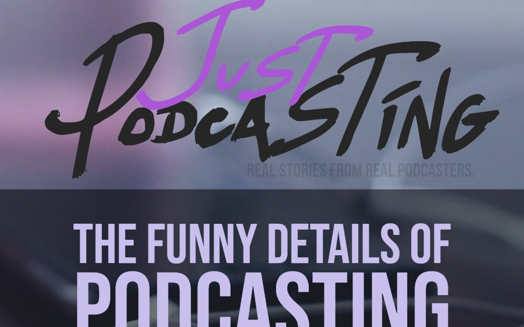 S1E10: The Funny Details of Podcasting with Lisa Orkin