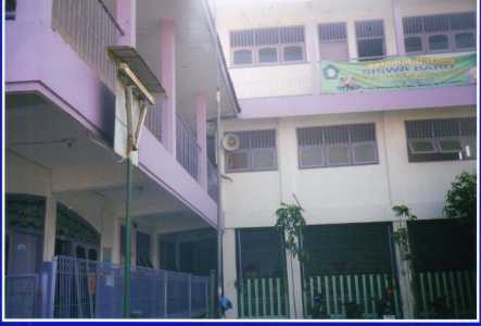Gedung TK SD Al Huda