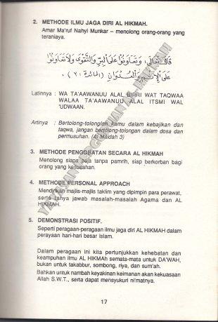 17. Methode Dakwah Yayasan Perguruan Al-Hikmah 2