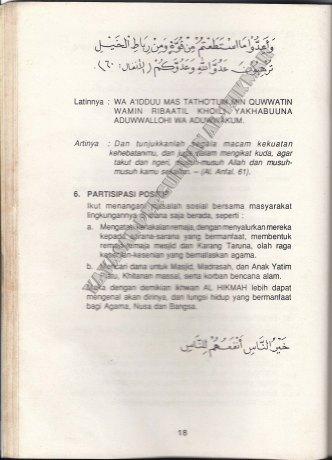 18. Methode Dakwah Yayasan Perguruan Al-Hikmah 3